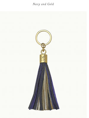 Tassel Keychain by Gigi New York