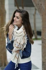 Chiara Scarf by Shiraleah