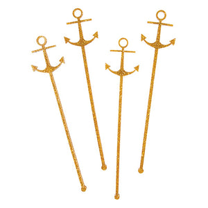 Drink Stirrers Anchor by Slant