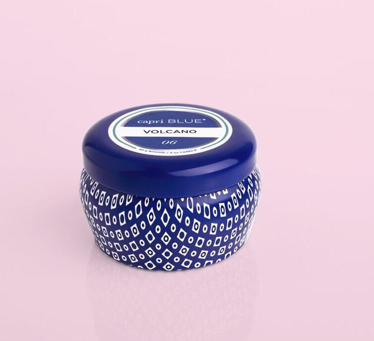 Mini Tin Candle by Capri Blue