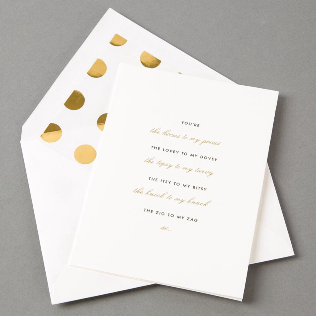 Bridesmaid Card Set by Kate Spade New York
