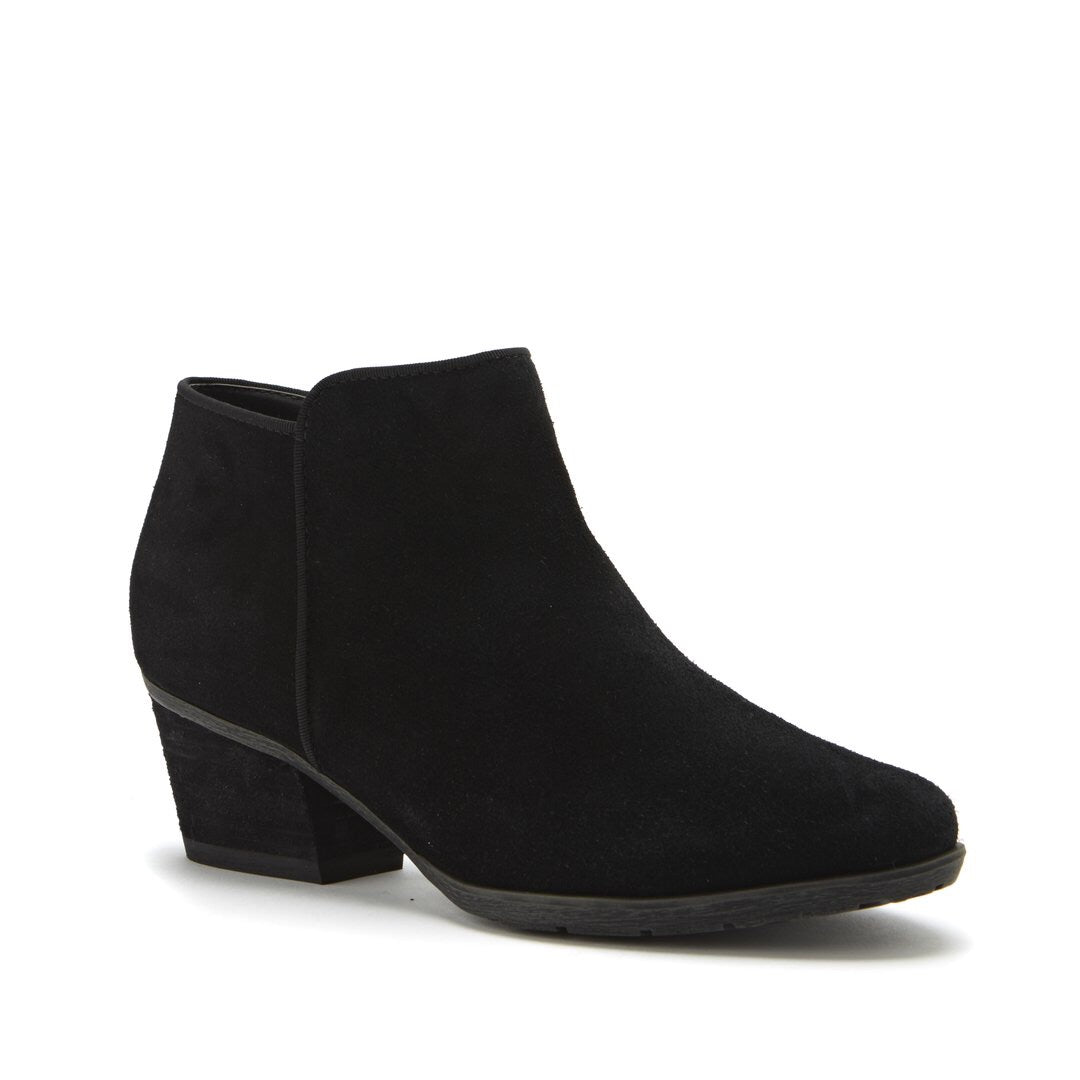 Villa black suede by Blondo