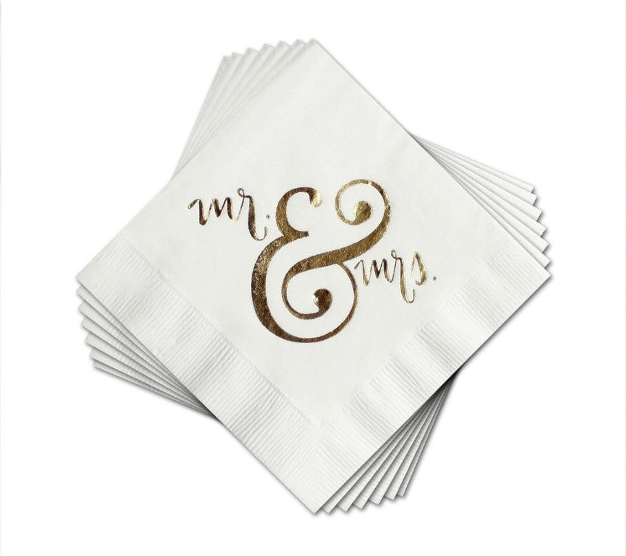 Cocktail Napkins by Ann Page