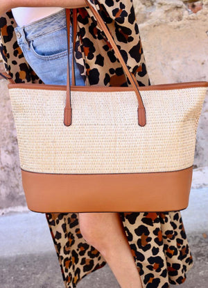 Broadmoor Tote by Caroline Hill Designs