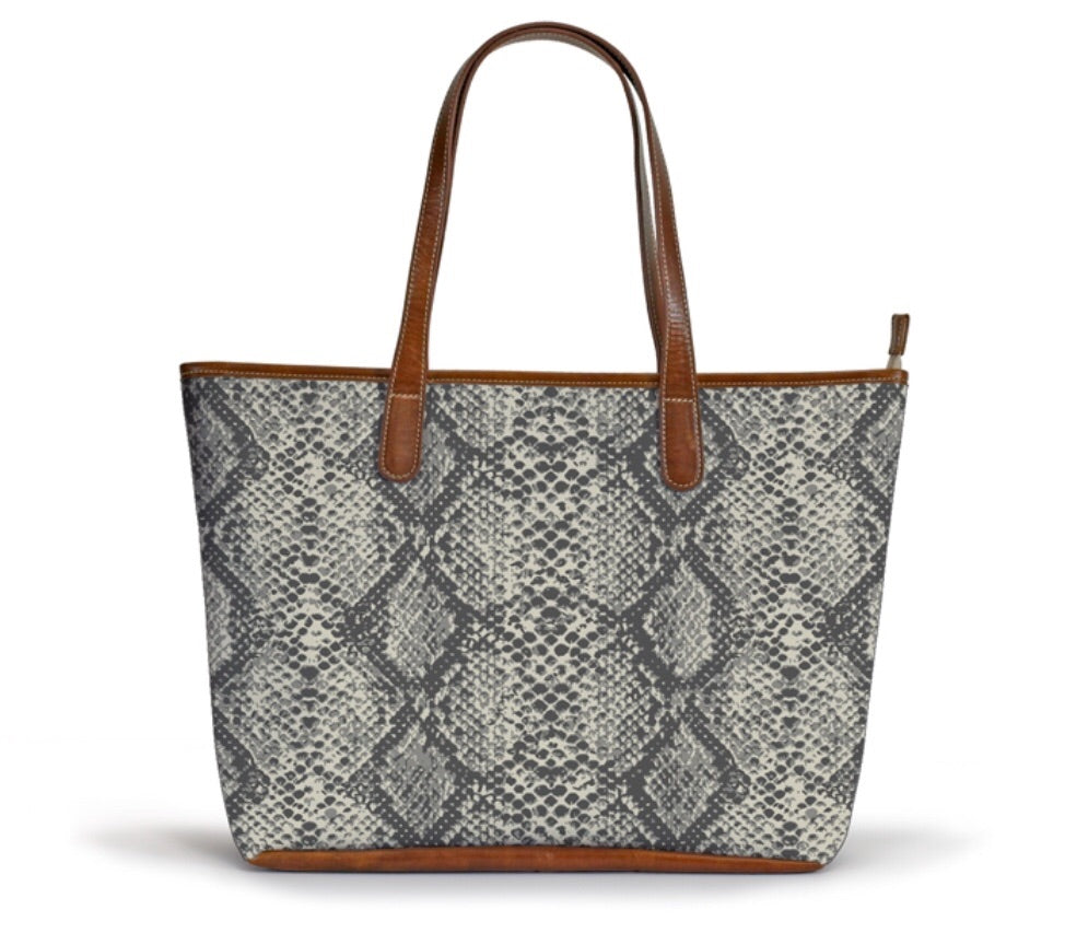 Savannah Zippered Tote by Barrington