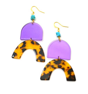 Walsh Earrings by Betsy Pittard Designs