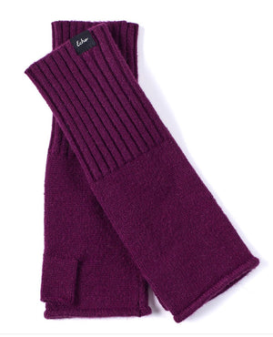 Active Stretch Fingerless Glove by Echo