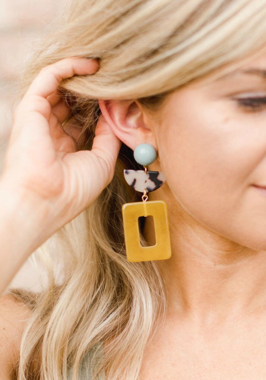 Harris by Betsy Pittard Earrings