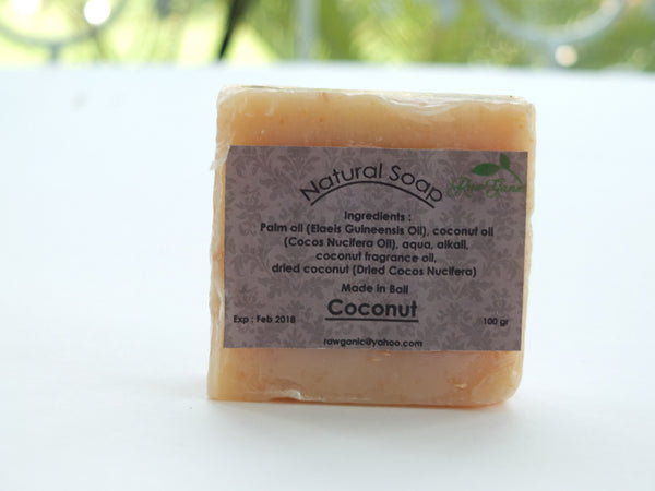 Rawganic Herbal Natural Soaps   صابون طبيعي