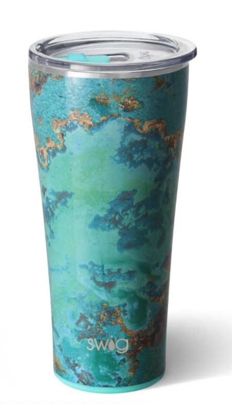 Swig 32 oz Copper Patina Tumbler