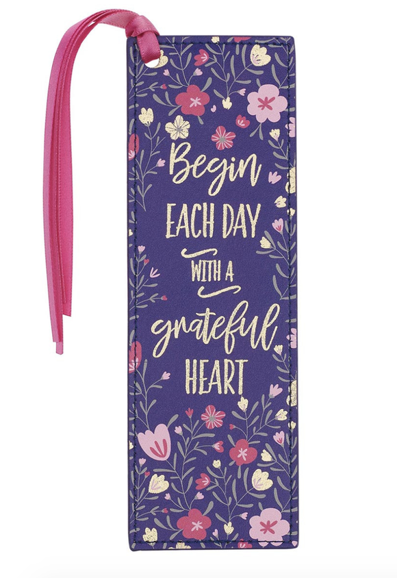 Grateful Heart Bookmark