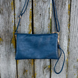 Navy Liz Crossbody Bag