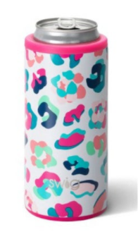 Swig Party Animal 12 oz Skinny Can Cooler
