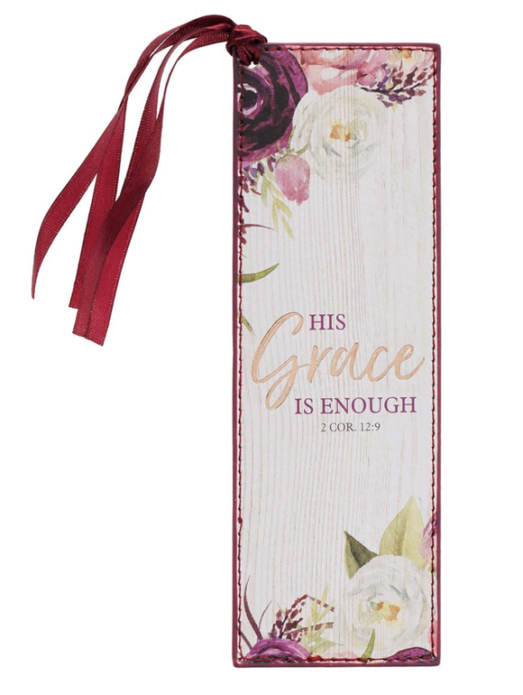 His Grace Is Enough Bookmark