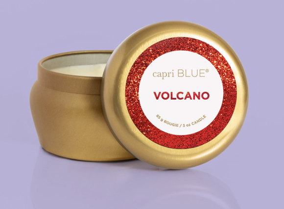 3oz Glam Mini Volcano Tin