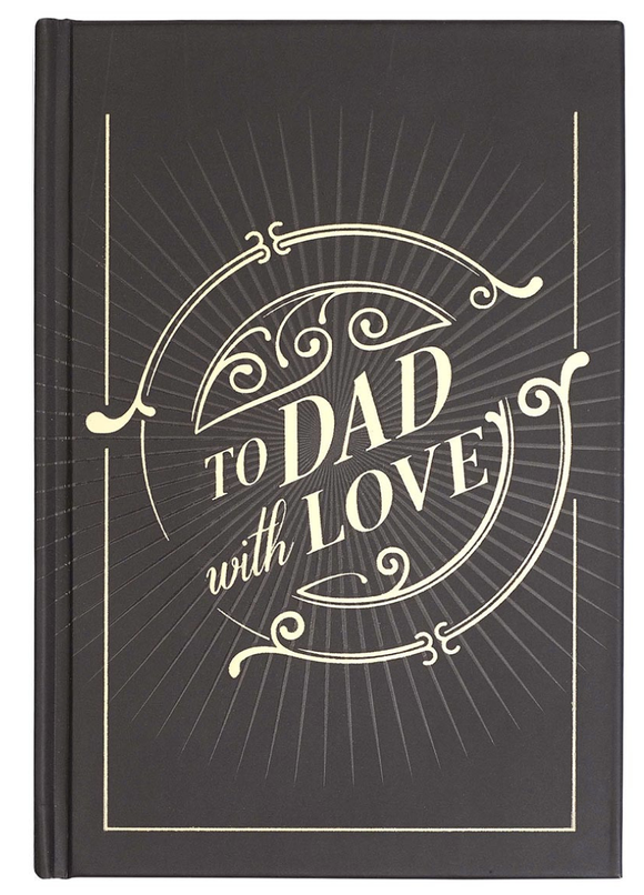 To Dad, With Love Book