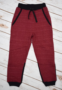 French Terry Jogger W/Back panels