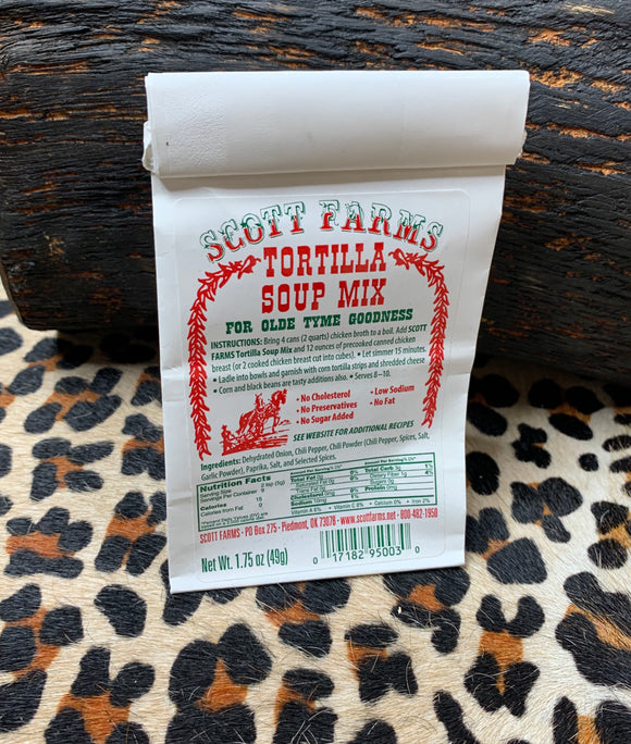 Scott Farms Tortilla Soup Mix