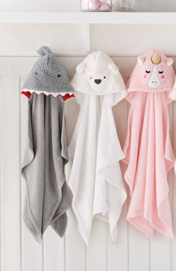 Infant Hooded Towel