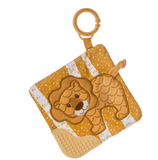 Lion Crinkle Teether