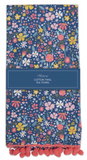 Tea Towel Wildflower