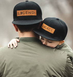 Legend/Legacy Daddy & Me Patch Hats