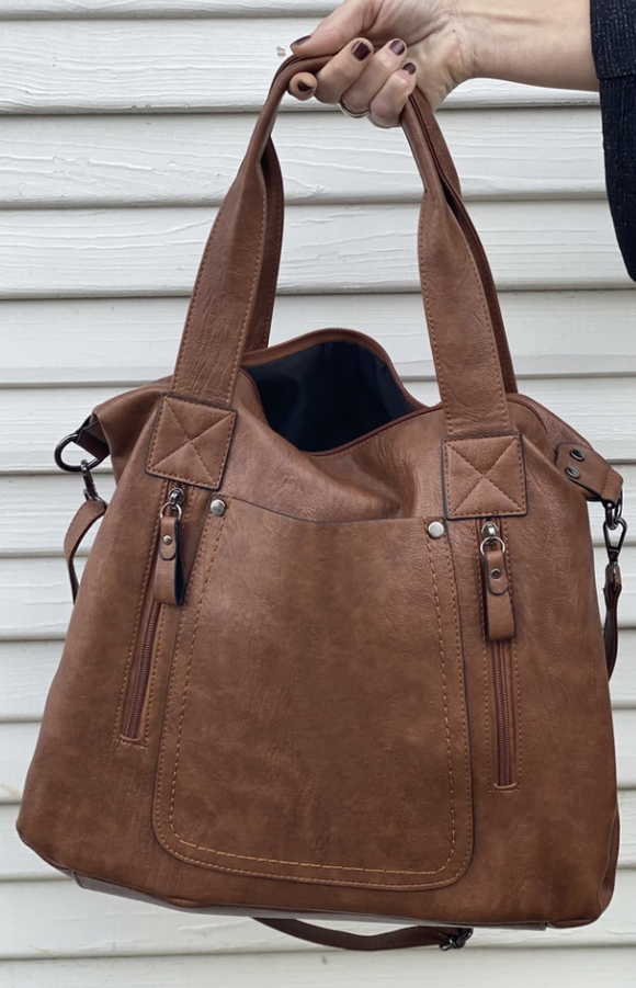 The Brinlee Shoulder Bag