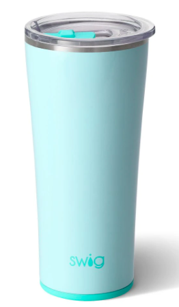 22oz Tumbler- Sea Glass
