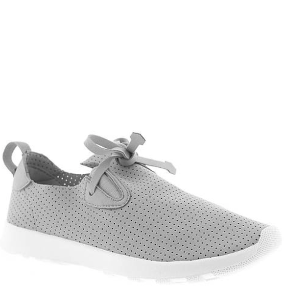 Light Grey Slip On Shoes