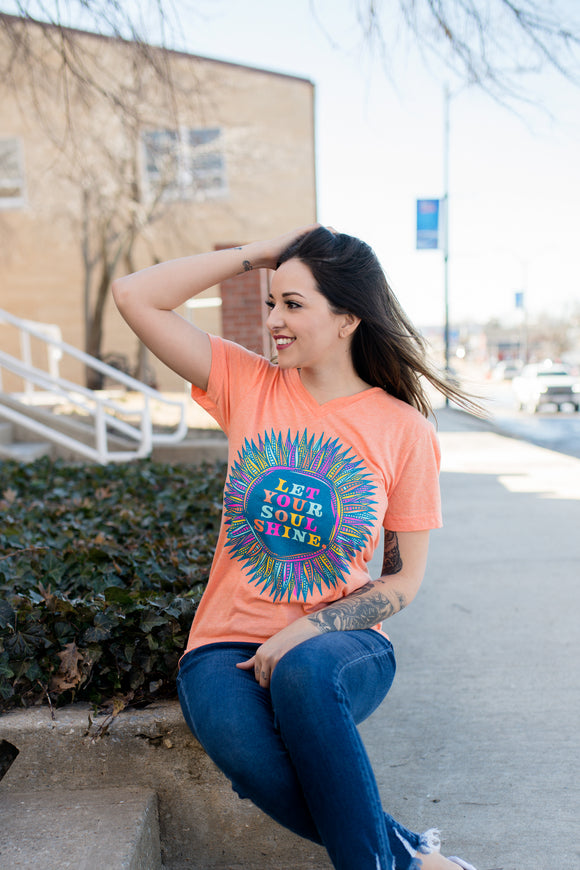 Let Your Soul Shine Tee
