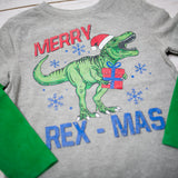 Merry Rex-Mas Graphic Tee