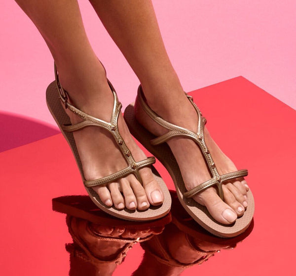 Sandals, Havaiana Allure Sandal, Say More Boutique, Havaianas