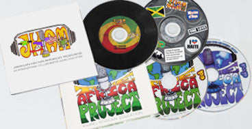 J H A M and The Africa Project Bundle (2 pack)
