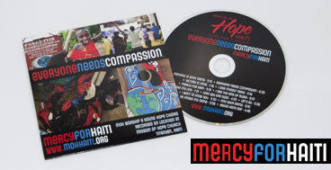 Mission of Hope CD