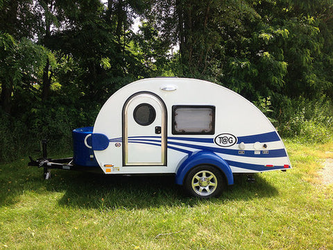 Truck Less Travel Trailers 5 Lightweight Campers You Can Pull With A