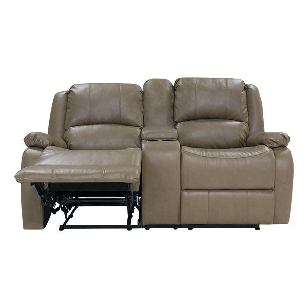 ... rv double recliner with center console ...  sc 1 st  RecPro.com & RecPro Charles 67\