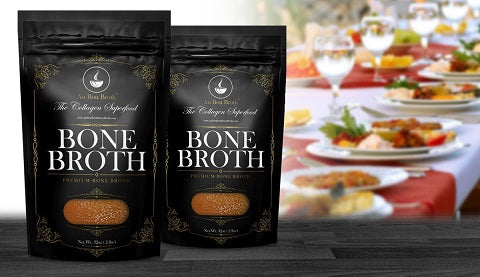 Learn all the facts about bone broth au bon broth au bon broth premium organic frozen bone broth 10 gallons 4 6 cupsday for 30 days free shipping malvernweather Image collections