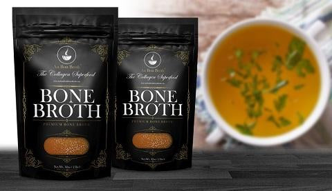 About Our <br>Bone Broth
