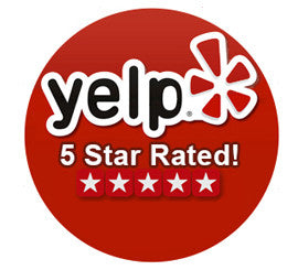 Read Our 5-Star <br>Yelp Reviews