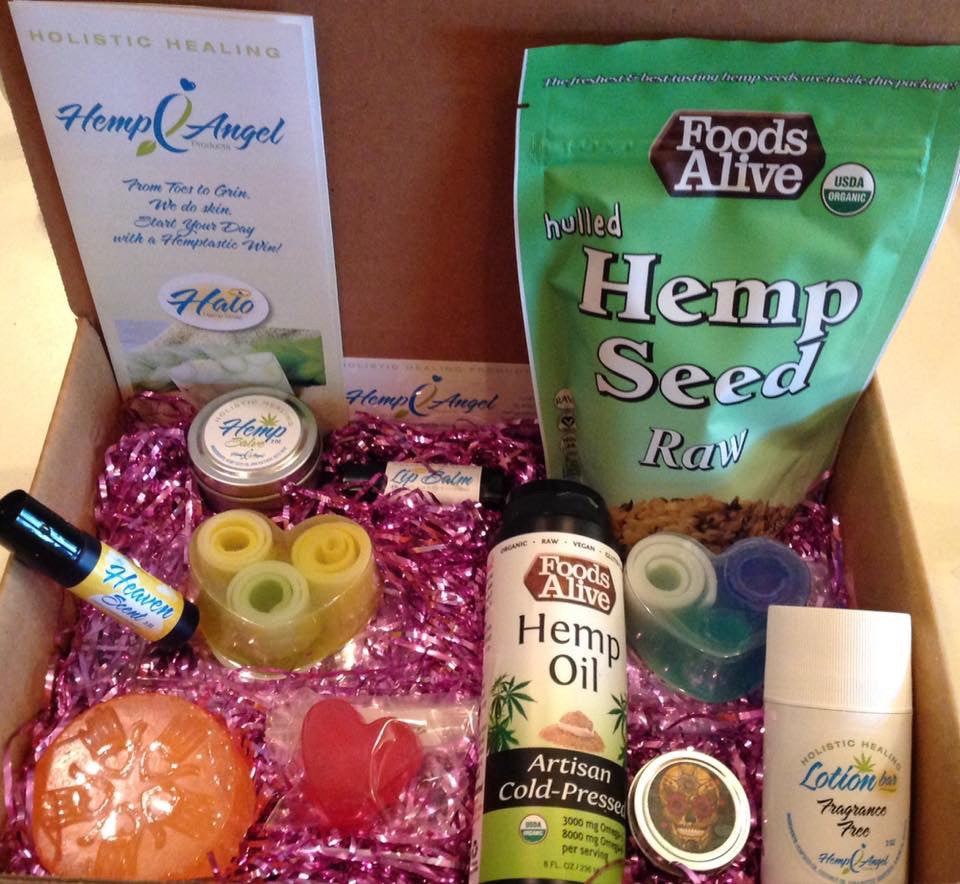 Hemp Angel Products Valentine's Giveaway
