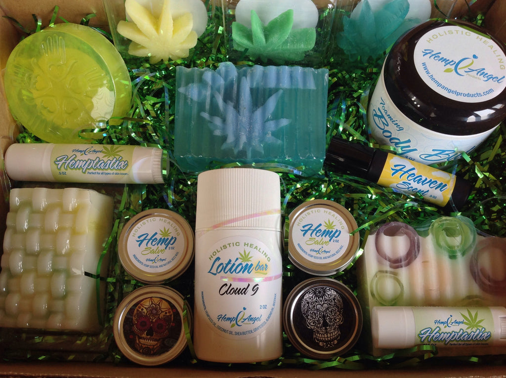 Hemp Angel Products 420 One Year Anniversary Giveaway