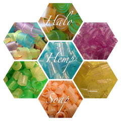 Halo Hemp Soap Collection