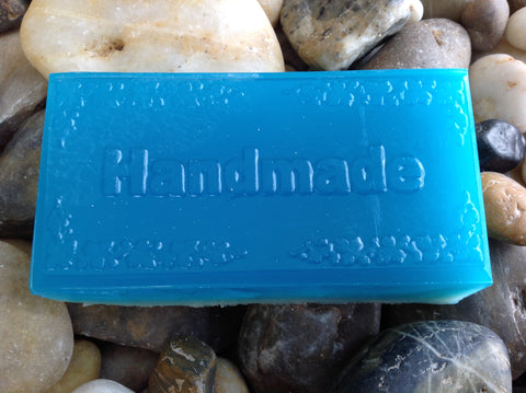 Halo Hemp Soap Handmade (Cool Water)