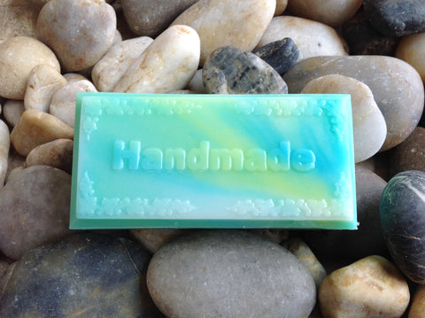 Halo Hemp Soap Handmade (Heaven Scent)