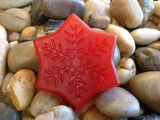 Halo Hemp Soap Snowflake Peppermint