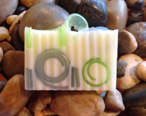 Halo Hemp Soap (Gardenia)