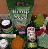 Build a Hemp Angel Products Box