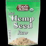 Hemp Seed Raw (Hemp Hearts)