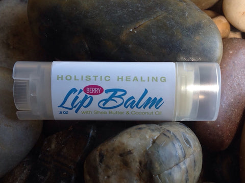 Hemp Angel Lip Balm (Berry)