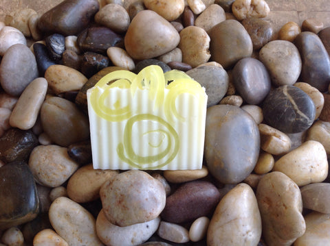 Halo Hemp Soap Yellow (Fragrance Free)